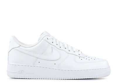 Scarpe Nike Air Force One '07 White Bianco Original Shoes Uomo Donna 315122-111