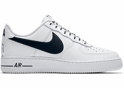 new concept 9692e 055df ... coupon code scarpe nike air force one 1 low 07 white black sneaker  basket shoes nba