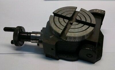 """3"""" Tilting Rotary Table **new**"""