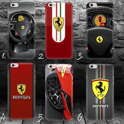 FERRARI ENZO  LUXURY SUPERCAR iPhone 4 4s 5 5c 5s SE 6 6s 7 8 plus case cover