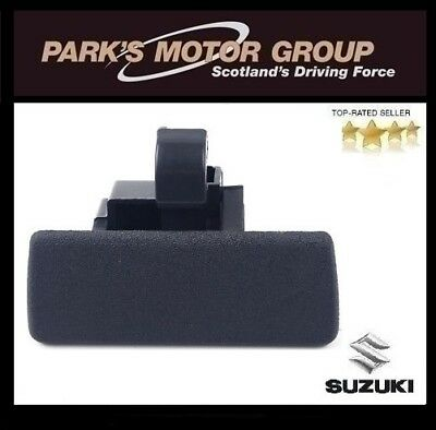 NEW Genuine Suzuki ALTO 2009-16 Glove Box Handle Door Lock GREY 73430M75J00-P4Z