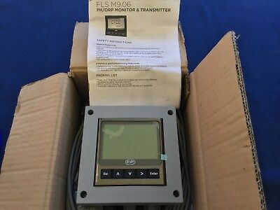 FIP FLS M9.06 PH/ORP Monitor and Transmitter
