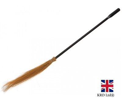 WITCHES BROOM STICK Adult Kids Halloween Witch Fancy Dress Costume Accessory UK