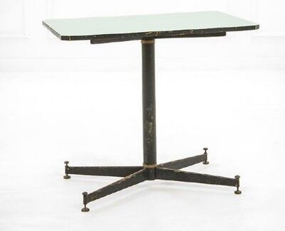 Table 1950 IGNAZIO GARDELLA for canteen workshops Olivetti In Ivrea