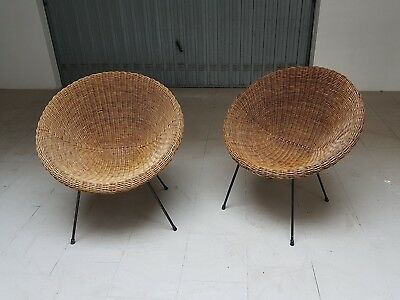 2 chairs ALBINI STYLE