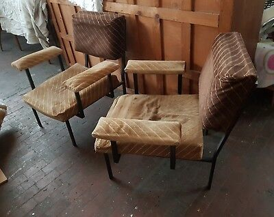 2 chairs 1950