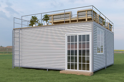 Transportable Kit Home, TWO BEDROOM OR THREE BEDROOM square.