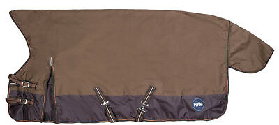 Highneck Decke 10450 mit Fleece Weidedecke Regendecke Highneckdecke Outdoordecke