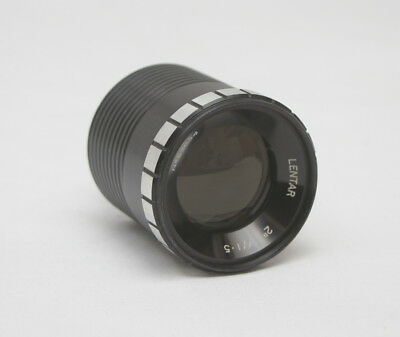 Used Lentar 2 inch F1.5 Projector Lens