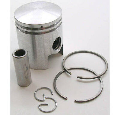PISTON KIT 49cc 2-stroke B=40 Pin=12 H=47 Ctr Pin To Top=25mm GARELLI Mopeds