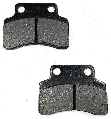 Disc Brake Pads 60x40x9 Holes c/c=28