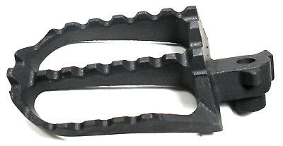 Sachs Madass Front Footrest (Left Hand Black)
