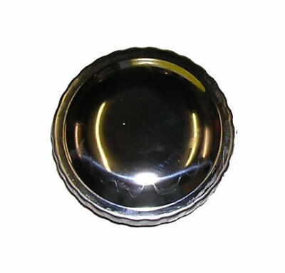 GAS CAP 38mm Chrome Top Tank Mopeds Fits Tomos Puch Garelli + more