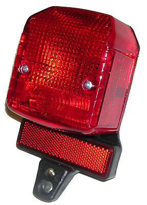 TAIL LIGHT (MOPED) W/O RESISTOR Fits most European Mopeds