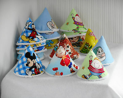 **reduced** PEEPEE TEEPEES X 3...CHILDRENS STORY CHARACTERS inc Disney