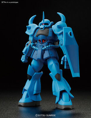 MS-07B Gouf GUNPLA HGUC High Grade 1/144 Gundam REVIVE BANDAI