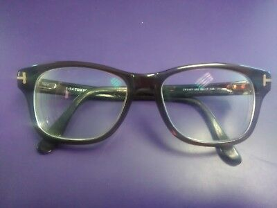 6176a4a3a1 Tom Ford Tf 5274 050 Wood Brown Blk Eyeglasses Authentic Rx Frames Tf5274