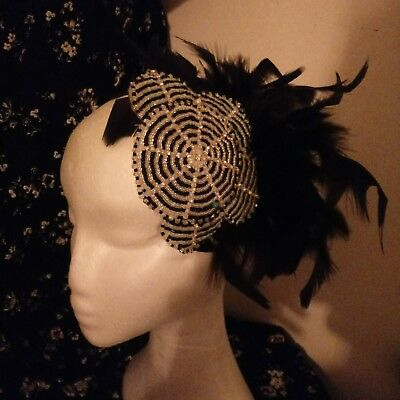 Vintage inspired/Occasion Fascinator