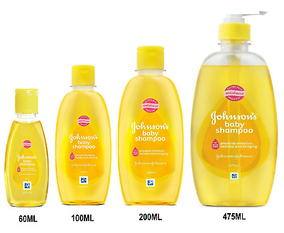 Johnson's Baby No More Tears mild Shampoo Dermatologist tested, allergy tested