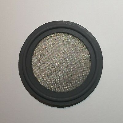 "1.5"" Fine Mesh Vitron Gasket Filter - Oil Extraction Blast Tube screen (x1)"