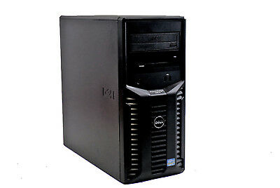 Dell PowerEdge T110 II i3-2100 3.10 GHz 8GB RAM 500GB HDD With Dell RD1000
