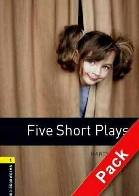 Oxford Bookworms Library: Level 1:: Five Short Plays audio CD pack by Martyn...