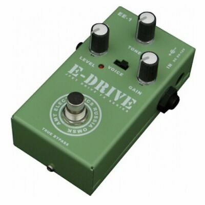 AMT Electronics Drive Series EE-1 E--Drive Guitar effects Pedal