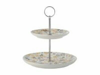 Maxwell & Williams Yuletide 2 Tier Cake Stand RRP $29.95