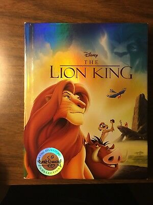The Lion King (Blu-ray/DVD, 2-Disc Set) Exclusive Digibook, Includes Film Frames