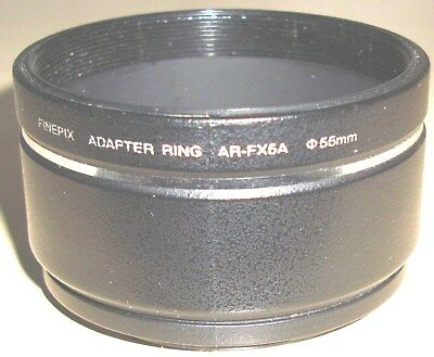 Fujifilm FinePix AR-FX5A 55MM Lens Adapter Ring for FinePix S5000/S5100/S5500