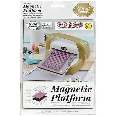 Couture Creations GoCut and Emboss Magnetic Platform CO725716