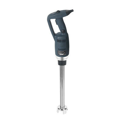 Commercial 350W Fixed Speed Immersion Blender Stainless Steel Stick Kitchen CE