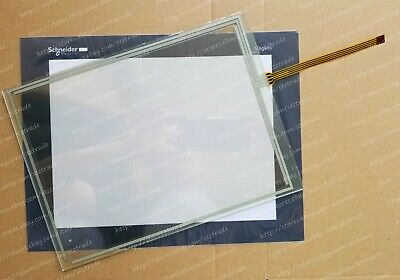 New touch glass & protective film for Schneider HMIGTO6310