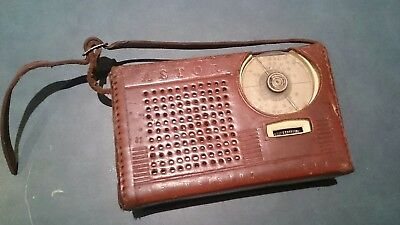 Retro Astor Vintage Transistor Six Radio Made In Australia