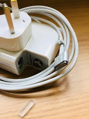 "Replacement charger for Apple 45W Mac Book Air 11"" and 13"" Mag Safe 2 Charger"