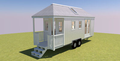 Tiny Kit Homes,  Insulated Kit or Fully Installed, Transportable Boonville 24
