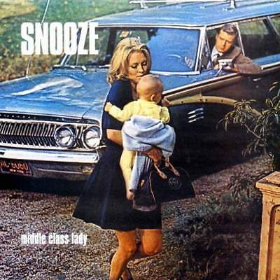 "12"": Snooze - Middle Class Lady - SSR Records - SSR 168"