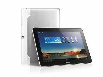 HUAWEI MediaPad 10 Link 16GB WiFi LTE  Weiss silber 16GB  Android Tablet PC