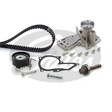 BRAND NEW 5 YEAR WARRANTY Gates Timing Cam Belt Water Pump Kit KP15580XS