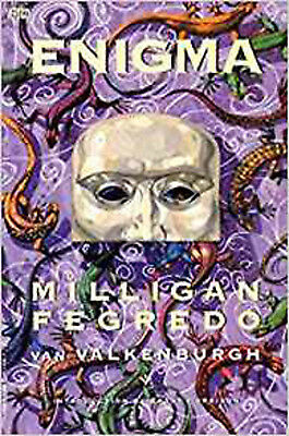 Enigma TP (New Edition), Milligan, Peter, New Book