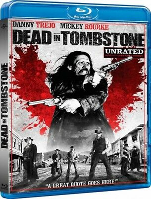 Dead in tombstone BLU-RAY NEW BLISTER PACK
