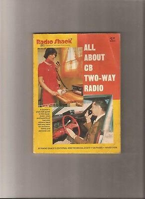 RADIO SHACK FIRST EDITION 1976 FIRST PRINTING in EX condition