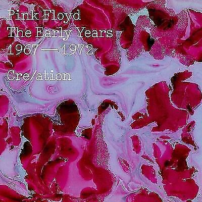 Pink Floyd - The Early Years 1967-72 (Cre/Ation) von Pink Floyd 2 CD NEU OVP