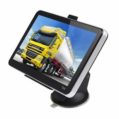 7 Inch GPS Navigation TFT LCD Display GPS Car Truck Navigator Vehicle SAT NAV LI