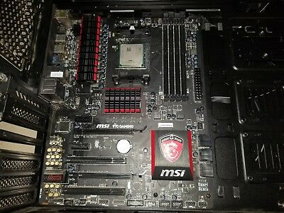 MSI 970 GAMING MotherBoard AM3+ & AMD FX-8350 CPU COMBO