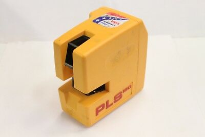 Pacific Laser Systems PLS180 TOOL Laser Line/Plumb/Level/Square w/Case