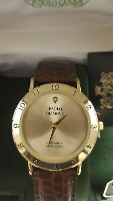 a3ad8d3fcd0 AUTHENTIC PAOLO GUCCI Watch