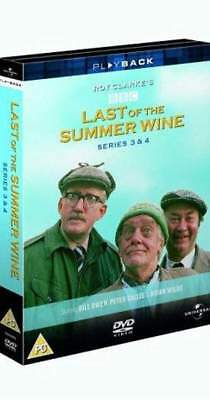 Last of the Summer Wine: The Complete Series 3 and 4 (Box Set) DVD - DVD | New