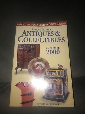 Book AntiqueTraders Antiques and Collectibles Price GuideThe Antique Traders Ant