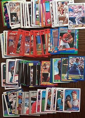 Vintage Baseball Card Lot (1980 To 2000+) - 500 Card Lot of YOUR FAVORITE TEAM